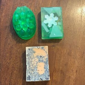 Other - 3 Bars Of Handmade Soap